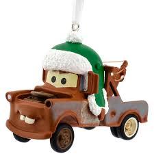 hallmark disney cars tow mater ornament walmart
