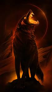 wolf of the woods he who watches over nature and he who punishes