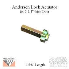 Andersen French Door Handles - andersen sliding door hardware andersen gliding door lock tribeca