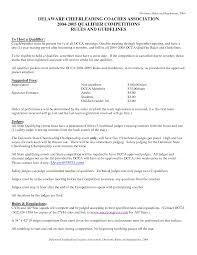 sle resumes for various jobs resumes resume usa cheerleading coach cover letter sle baseball