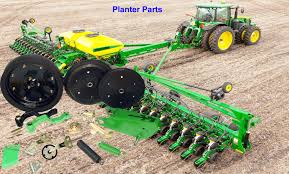 Kinze Planter Parts by Kabat American Inc
