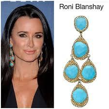 ramona singer earrings roni blanshay roniblanshay instagram photos and