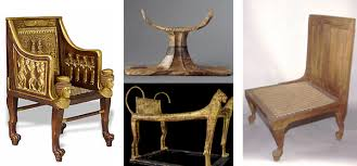 Egyptian Chair Furniture Design History Onlinedesignteacher