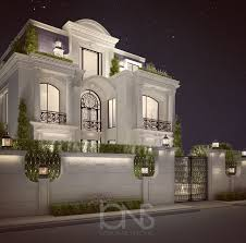 Classic Home Design Private Residence Design Doha Qatar By Ions Design