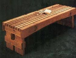 Simple Wooden Bench Design Plans by Wood Work