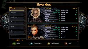 dungeon siege 3 local coop a well made but content lacking experience