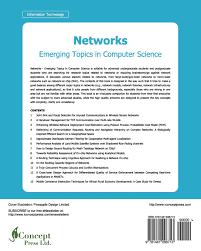 networks emerging topics in computer science igor bilogrevic