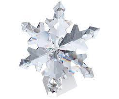 swarovski snowflake limited edition 2012