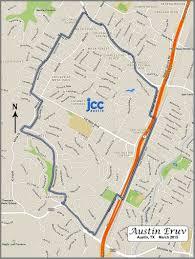 Map Of Austin Tx Austin Community Eruv Congregation Tiferet Israel Austin
