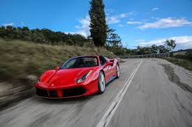 newest ferrari eight things you didn u0027t know about the ferrari 488 spider