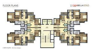 Casa Bella Floor Plan Palava Casa Bella Gold Plan Master Plan Floor Plan U0026 Unit Plan