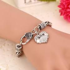 mothers day bracelet 2018 simple letter ms bracelet 2017 new hot s
