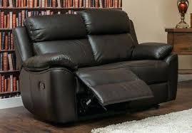 Electric Recliner Sofa Leather 2 Seater Recliner U2013 Mullinixcornmaze Com