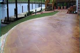 Outdoor Concrete Patio Paint Best Concrete Patio Floor Paint Ideas Garden Decors