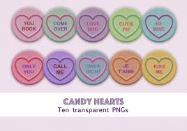 candy hearts candy hearts clipart patterns creative market
