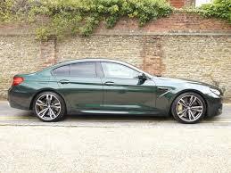 dark green bmw bmw m6 gran coupe surrey near london hampshire sussex bramley