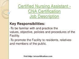 Cna Job Description On Resume by Cna Training And Cna Duties Nursing Rn Resume Sample Resume Home