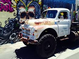 Dodge Pickup Cummins Diesel - 1949 dodge diesel truck 4x4