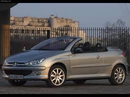 peugeot car rental france peugeot 206 cc 2005 pictures information u0026 specs