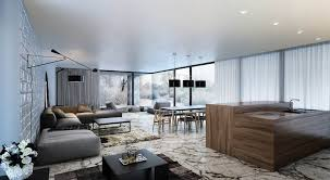 what color bedroom furniture goes with gray walls marble living