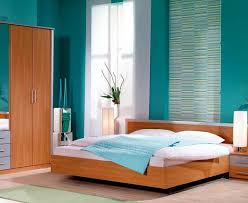 Bedroom Large Size Enchanting Painted Wall Designs For Bedroom By - Bedroom colors blue