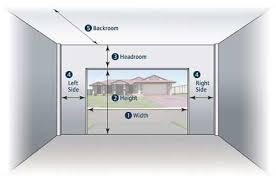 measuring for your garage door sullivan door company