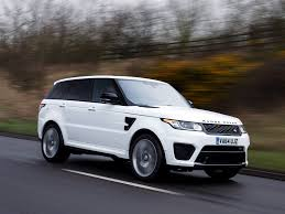 land rover supercharged white range rover sport svr review pistonheads