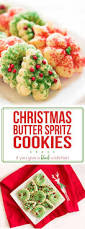 holiday butter spritz cookies if you give a blonde a kitchen