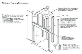 gas insert fireplace installation renotion gas fireplace installation cost toronto