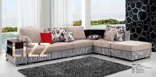Home Sofa Set Price Modern Wooden Fabric Sofa Set L A050 Designs Lizz China