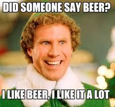 Beer Meme - meme maker did someone say beer i like beer i like it a lot