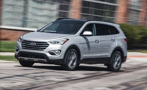 hyundai santa fe car and driver 2019 2020 car release and reviews