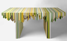 Corian Dining Tables If It U0027s Hip It U0027s Here Archives Rabih Hage Turns Leftover