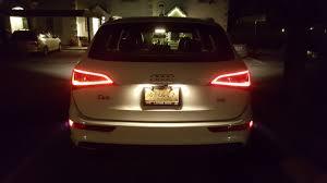 Audi Q5 Facelift - audi q5 facelift tail lights old left new right album on imgur