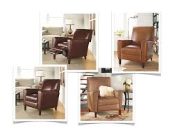 Oversized Swivel Rocker Recliner Furniture Stylish Recliners Stylish Recliner Leather Rocker