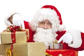 santa christmas party theme