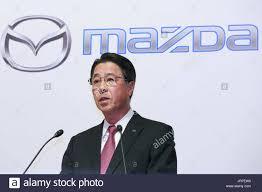 mazda motor corporation mazda motor corporation president and ceo masamichi kogai speaks