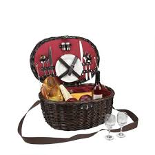 picnic basket set patio lawn and garden tagged picnic basket sets northlight