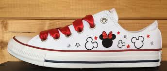 Wedding Shoes Converse Custom Converse Ltd Hand Painted Individual Designs All Made To
