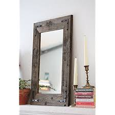 Wood Mirrors Bathroom Farmhouse Mirrors