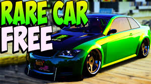rare cars in gta 5 gta 5 online rare car free location secret rare sentinel xs