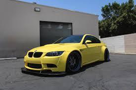 Bmw M3 Liberty Walk - dakar yellow bmw e92 m3 is built not bought autoevolution