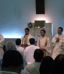 thanksgiving homily faith of a centurion april 2010