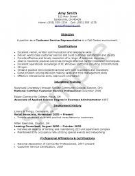 resume format for customer service executive best objective statements for a resume good resume examples for