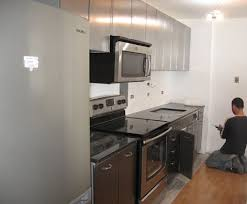 Steel Kitchen Cabinets Vintage Steel Cabinets Refinished And Clear Coated With