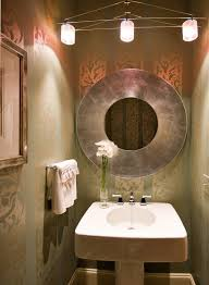 decorate powder room hall traditional with faux finish faux finish