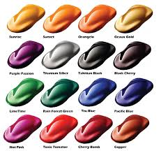 red car paint colors ideas pearl auto paint colors pictures to