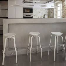 contemporary bar stool classic giro by fabio bortolani lapalma