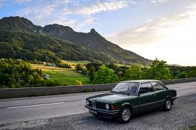 bmw summer just because this bmw e21 has been wandering around europe this