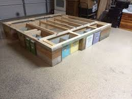 How To Build A Cal King Platform Bed Frame by Diy Gift Baskets In Gorgeous Images About Auction On Auction Gift